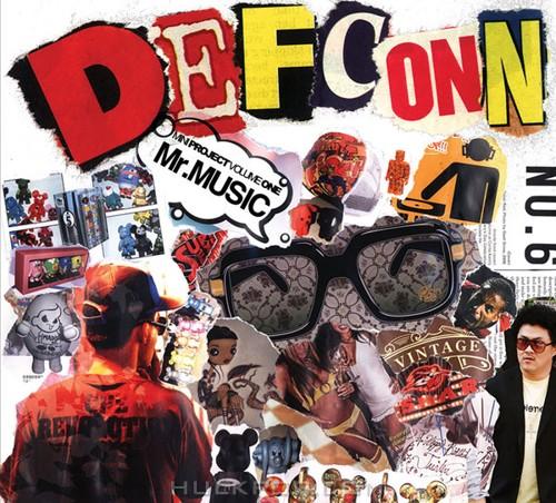 DEFCONN – Mr.Music