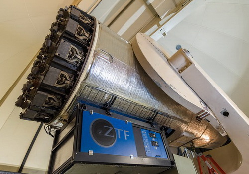 Tutorial.LaporanaPenelitian.com Observatorium Palomar Mendapat Mata Baru lebih kuat