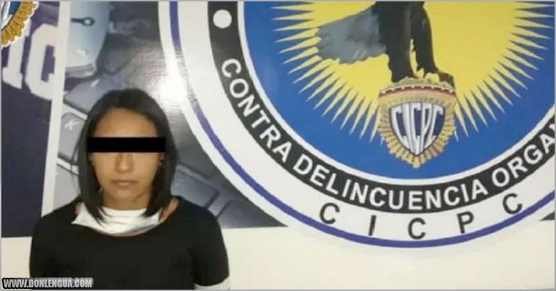 Mujer detenida por ayudar a cuatro presos a escaparse de Tocuyito