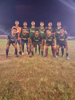 Sempat Tertinggal, Pringsewu FC Balikkan Keunggulan Atas Lampung FC