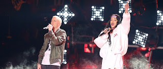 Eminem and Rihanna 2020 Possible Collaboration Surfaced online