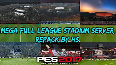 Mega Full League Stadium Server