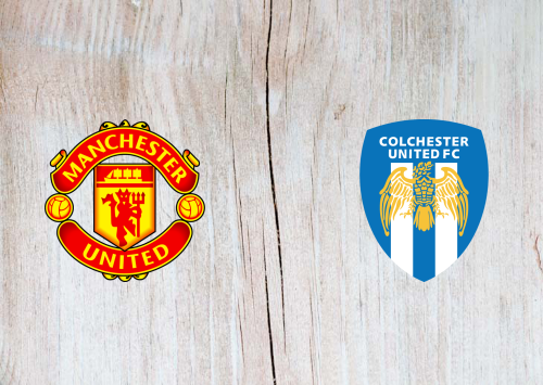 Manchester United vs Colchester United -Highlights 18 December 2019