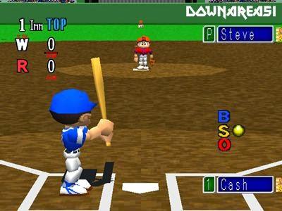 Big League Slugger Baseball PSX