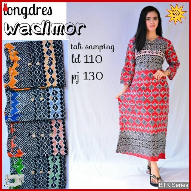 BTK046 Baju Longdress Wadimor Modis Murah BMGShop