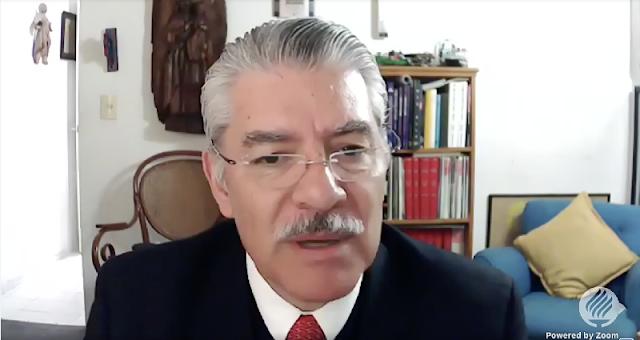 Arturo Sánchez, decano de la Escuela de Gobierno del Tec de Monterrey