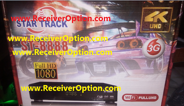 STAR TRACK ST-8888 HD RECEIVER CLINE OK NEW SOFTWARE