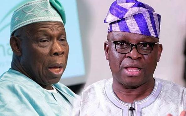 Mutuwar Buruji Kashamu: Wasikar Da Obasanjo Ya Rubuta Tabar Baya Da Kura