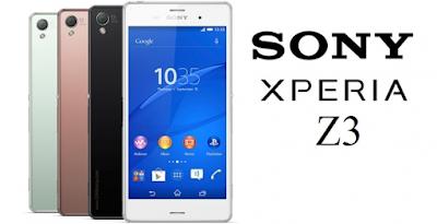 Dien thoai Sony Z3+ chinh hang