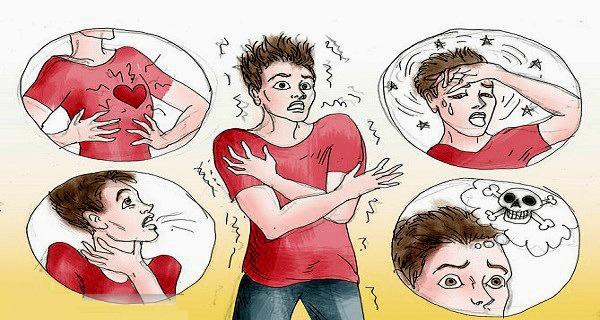 Ansiedad sintomas dolores musculares