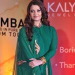 Aishwarya Rai Bachchan Looks Beautiful In Green Dress At The Opening Ceremony Of Kalyan Jewllers At Hotel Lalit Intercontinental, Mumbai.