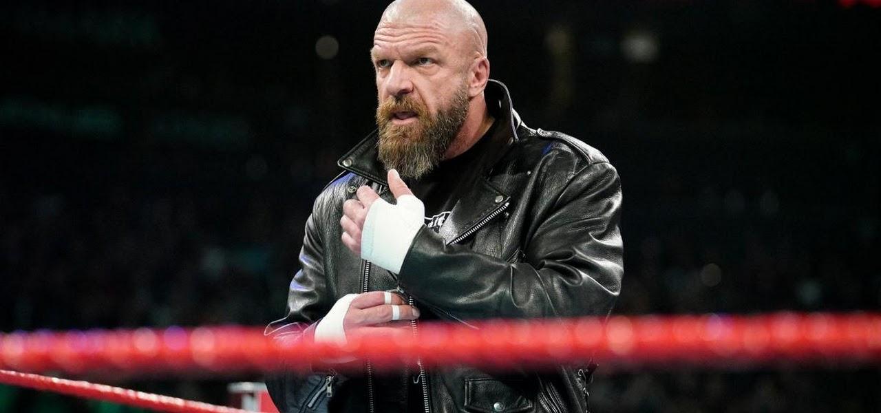 Lutadores da WWE estão proibidos de falar sobre negócios com Triple H até que ele se recupere da cirurgia no coração