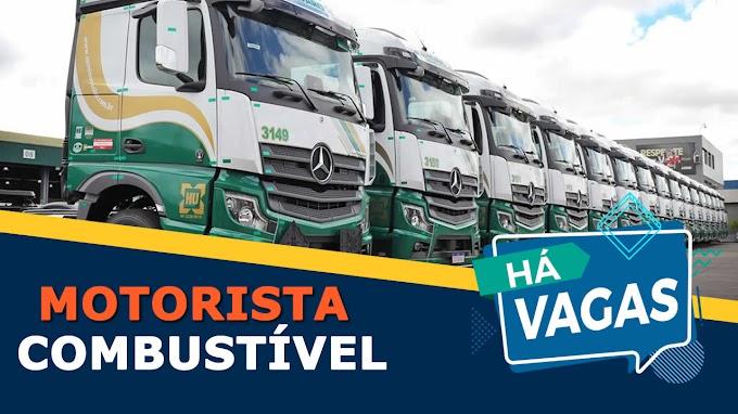 Transportadora Hungaro abre vagas para Motorista