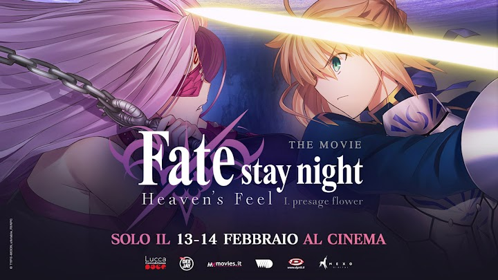 Fate/stay night Movie: Heaven's Feel - I. Presage Flower BD Subtitle Indonesia