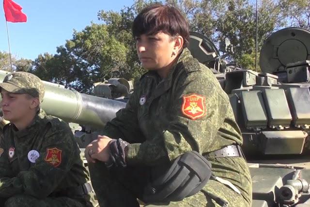 Начальник штаба дивизиона «ДНР» «Ветерок» перешла на сторону Украины