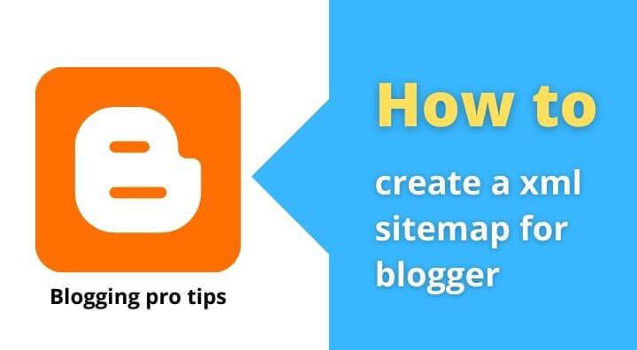 Blogger Sitemap generator india   inDian Blogging Tips