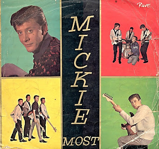 Mickie Most & His Playboys - Mickie Most & His Playboys/Best Of Mickie Most...