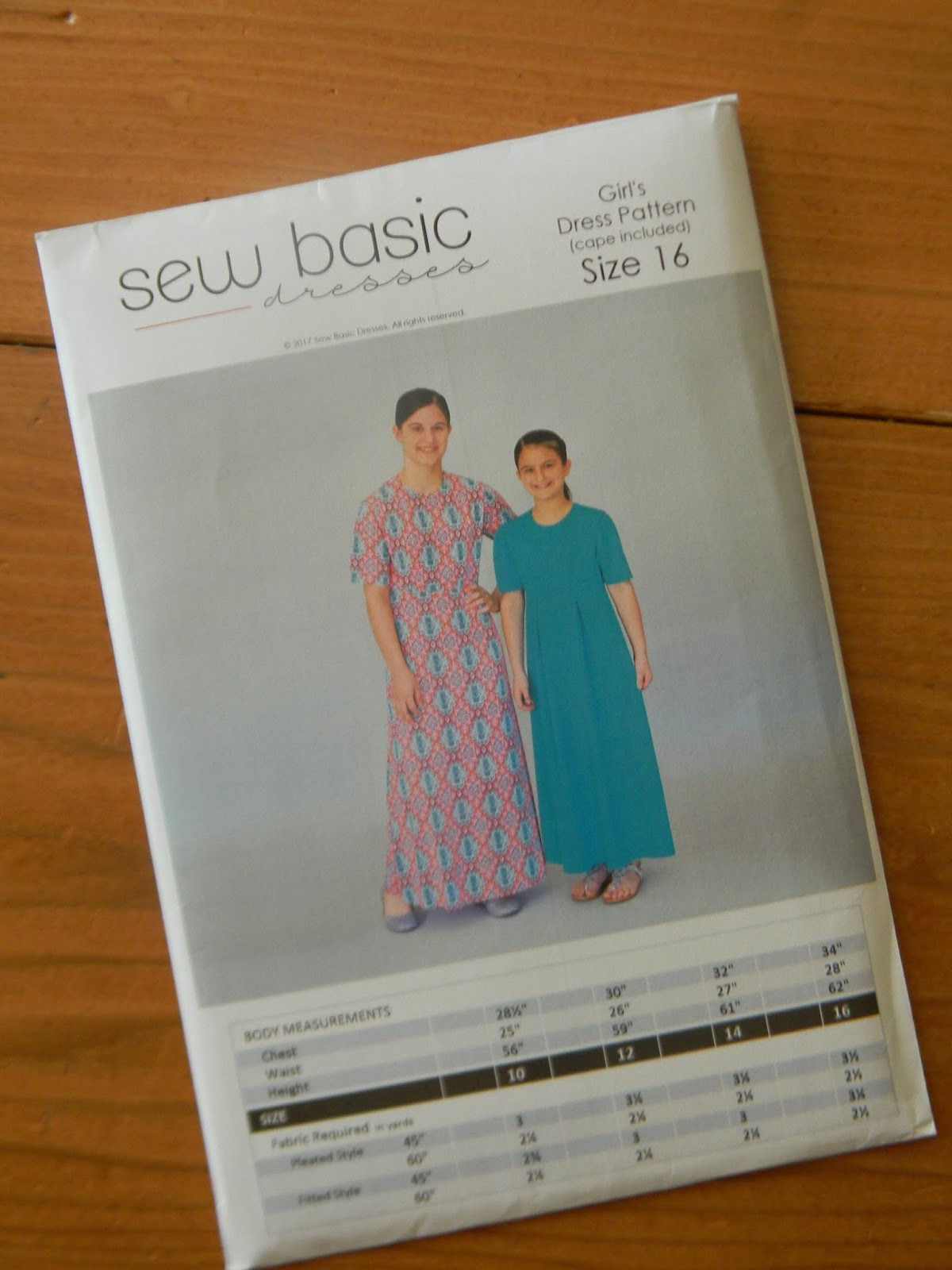 35726017e49d9 Last fall I told you about my new favorite dress patterns for girls - Sew  Basic Dresses patterns. Since then I've used those patterns many many times  and ...