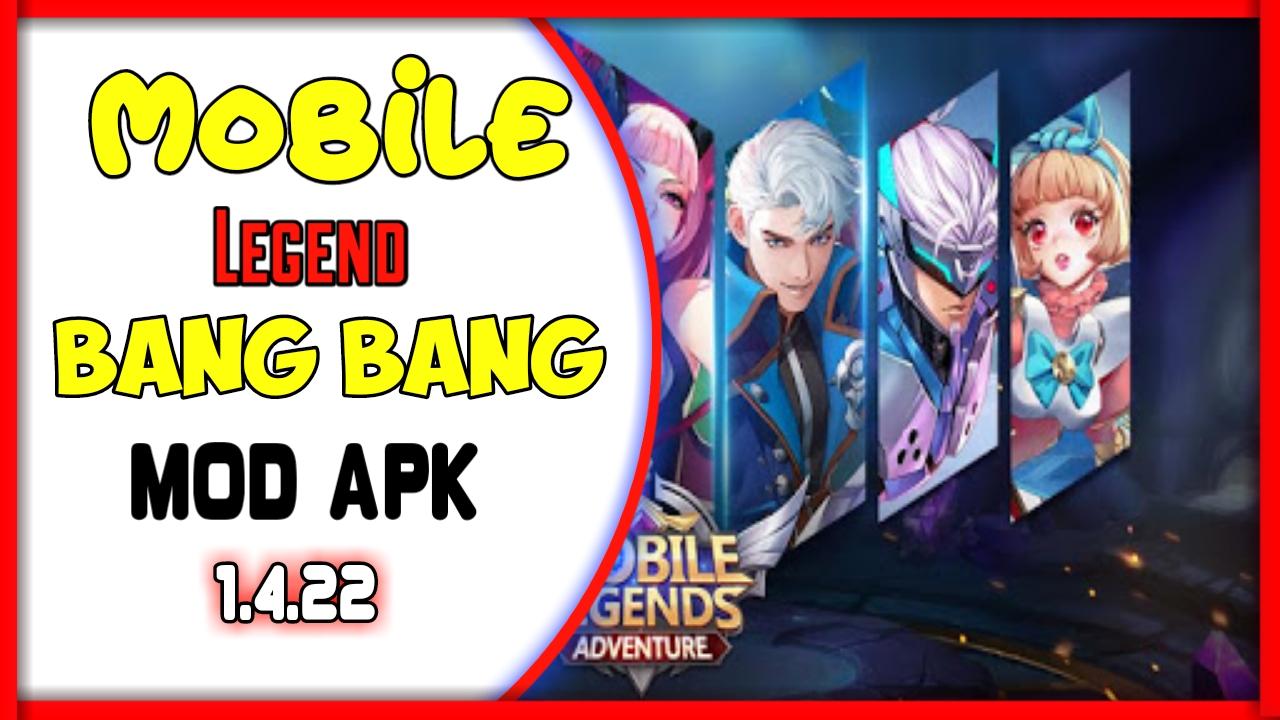 mobile lagends bang bang mod apk version 1.4.122 (unlimited