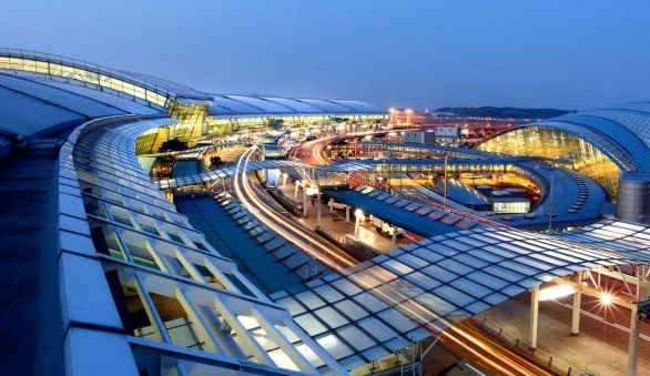 2. Bandara Internasional Incheon (ICN)