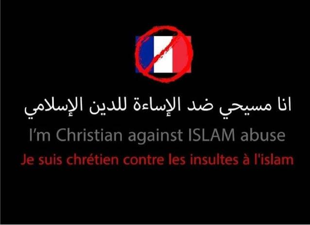 Umat Kristen di Arab Kecam Presiden Prancis karena Hina Islam