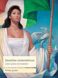 Desafíos Matemáticos Libro para el maestro primer Grado Ciclo Escolar 2016-2017
