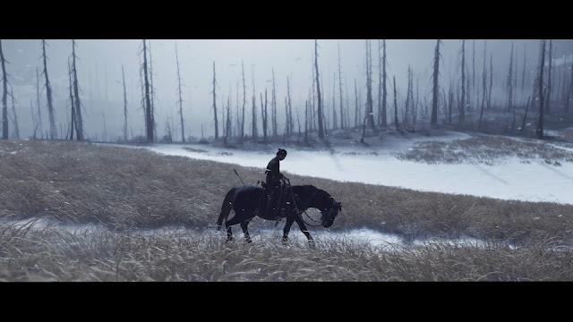 Ghost of Tsushima Jin Sakai Muerte de caballo