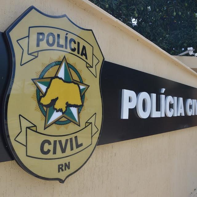Polícia Civil procura suspeito de furto contra escola em Cidade do RN