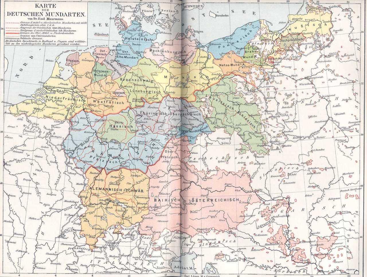 magyarország térkép 1980 Gesztes.hu: Magyarország a német nyelvjárások 1890 es európai térképén magyarország térkép 1980