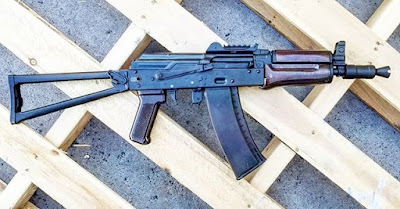 M13-Industries-Built-Sidefolder-AKS74U-Krinkov-74U-1992