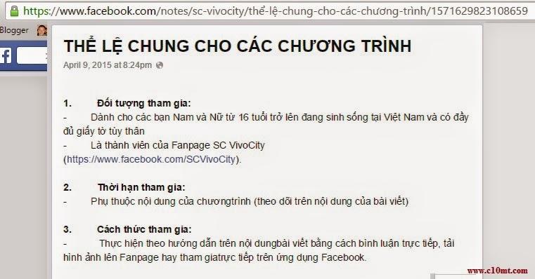 the-le-chung-cho-cac-chuong-trinh-cua-trung-tam-mua-sam-SC-VivoCity-www.c10mt.com