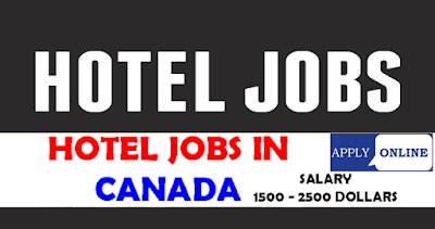 Hotel Jobs in Canada