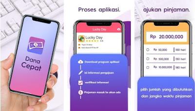 aplikasi pinjaman uang tunai terbaik online
