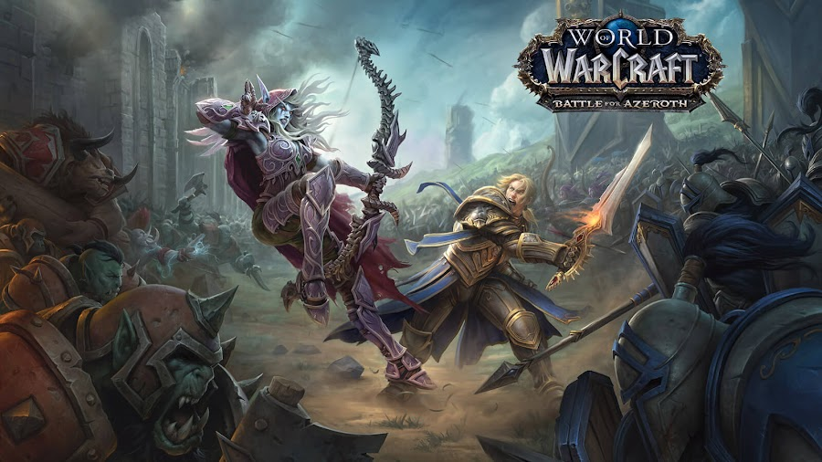 world of warcraft battle for azeroth announcement