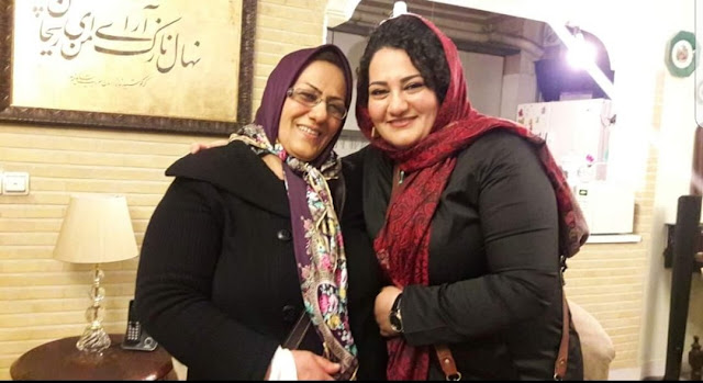 Masoumeh Nemati and Atena Daemi