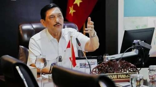 Luhut: Kita Jangan Marah-marah Terus Sama China!