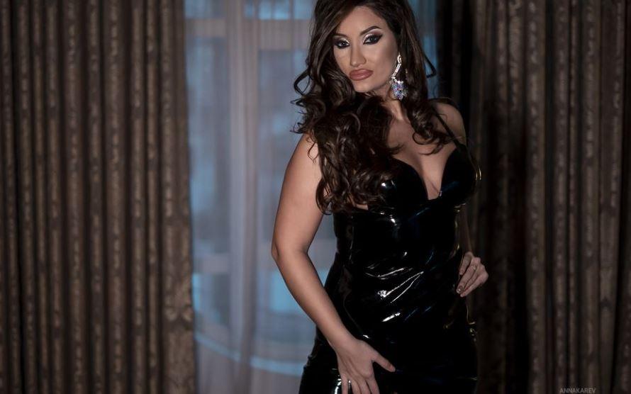 AnnaKarev Model GlamourCams