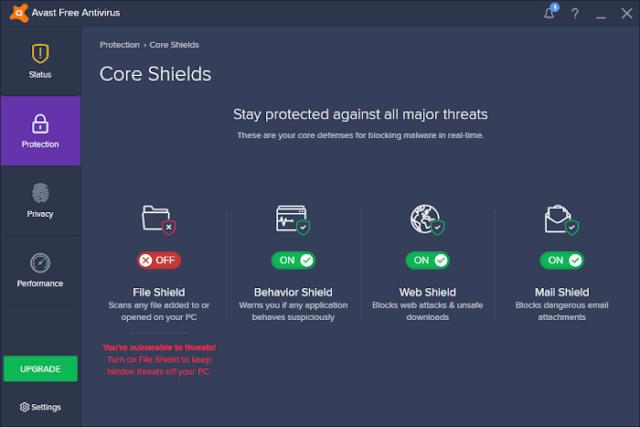 Download Avast Free AntiVirus