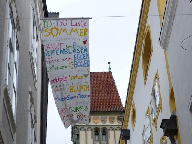 Passau Sommer To-Do-Liste Bucketlist Anreise Kroatien Campingurlaub