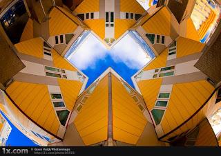 Arquitectura, Geometia y proporción aurea