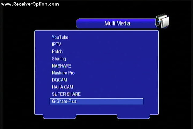SUPER DRAGON 1506TV 512 4M NEW SOFTWARE WITH ECAST & SUPER SHARE OPTION