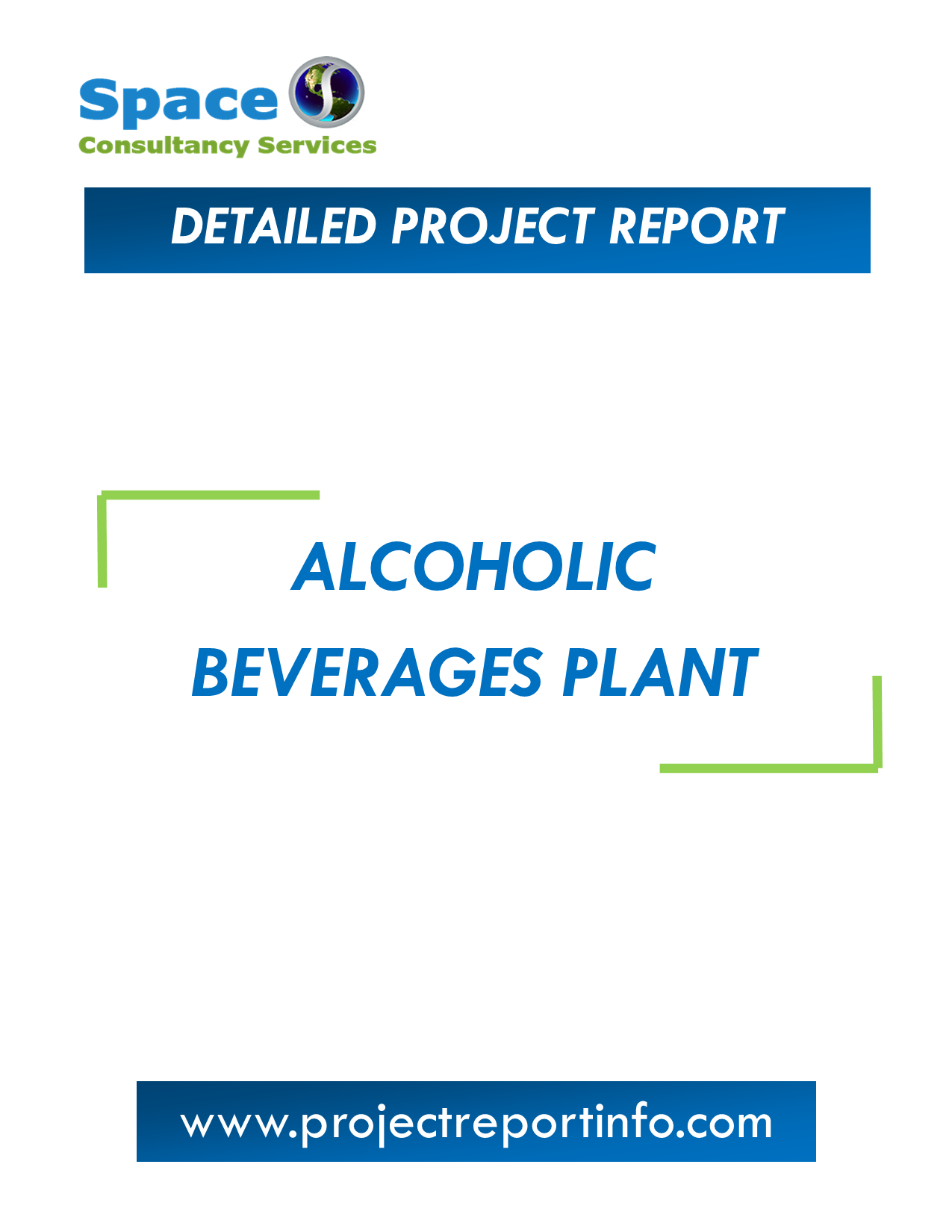 Project Report on Alcoholic Beverages Plant