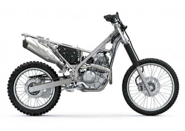 Kawasaki Motor Indonesia Meluncurkan Kawasaki Klx 230