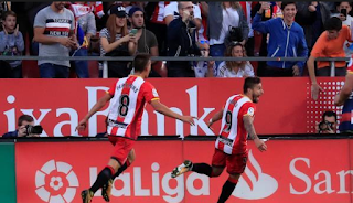 نتيجة مباراة جيرونا وألافيس اليوم الأثنين 4-12-2017 والقنوات الناقلة لنقل المباراة حصرياً في الأسبوع الـ14 من الدوري الأسباني