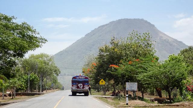 Around Cerro Negro