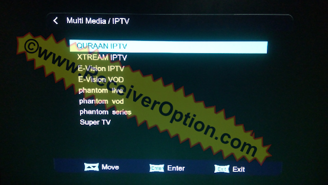 PHANTOM MINI X2 HD RECEIVER SOFTWARE NEW UPDATE