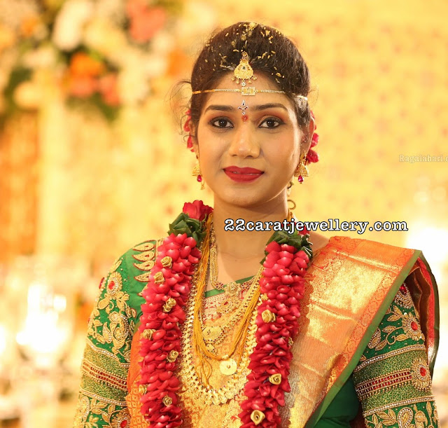 Sravan Varma Hima Sruthi Marriage