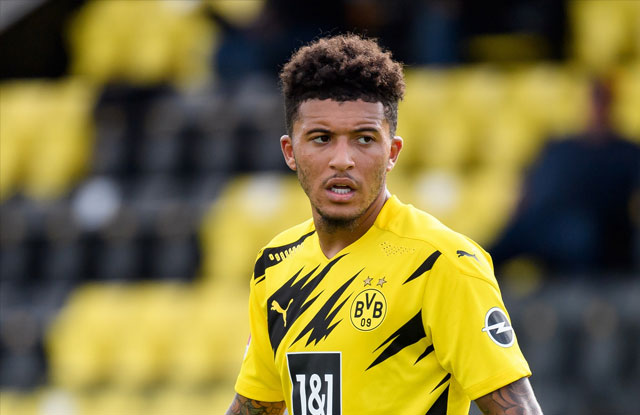Dortmund Banting Harga Jadon Sancho Untuk MU