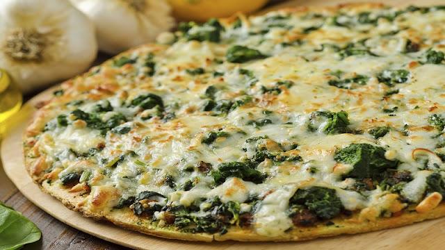 Recheio para Pizza de Escarola com Muçarela (Imagem: Reprodução/Boa Forma)