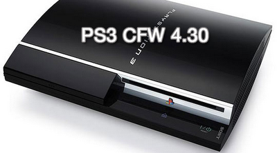 Custom Firmware 4.30 PS3